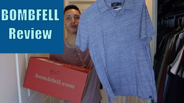 Bombfell Review - June 2017 Monthly Men's Subscription