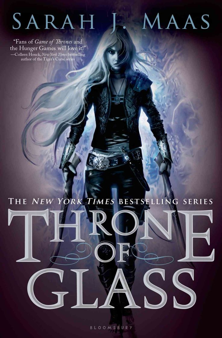 The first book in New York Times bestselling author Sarah J. Maas's sweeping fantasy saga--now available in hardcover with a new look to match the series! When magic has gone from the world, and a vic