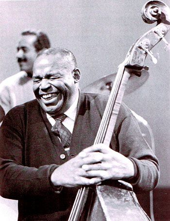 Willie Dixon: Everyone's go-to bassist, legendary blues songwriter, and Chess Records secret weapon in dealing with competing egos.