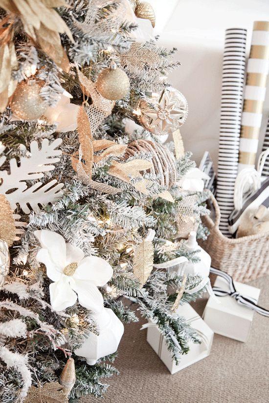 19 best tendencias para decorar tu rbol de navidad 2017 - Fotos de arboles de navidad decorados ...