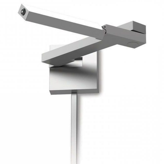 Flip Right LED Swing Arm Lamp by dweLED by WAC Lighting