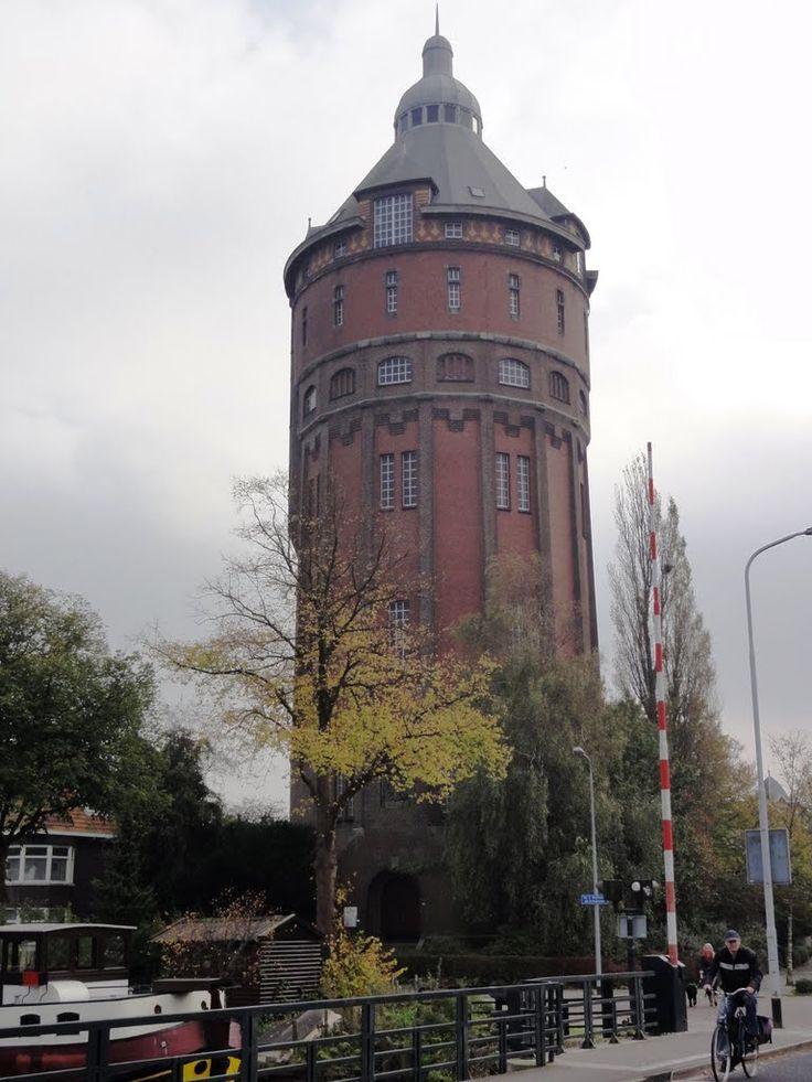 Watertower, Oranjebuurt.