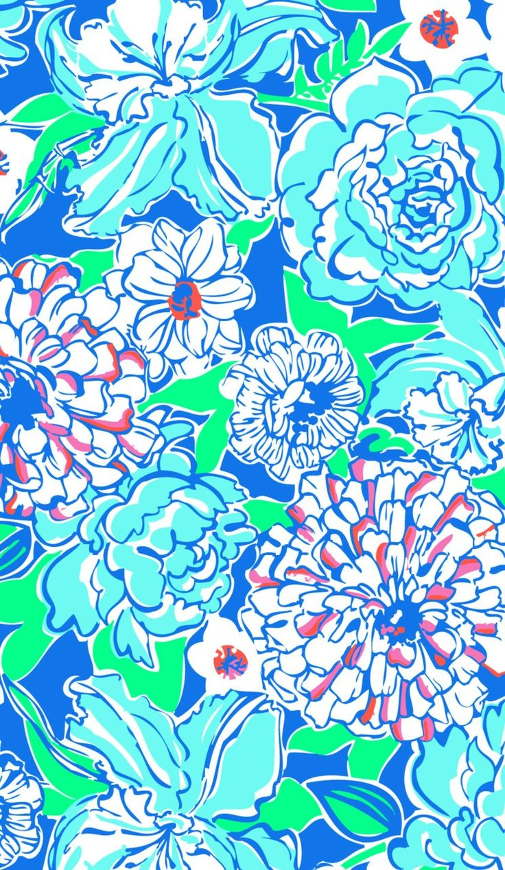 1000 ideas about lily pulitzer wallpaper on pinterest