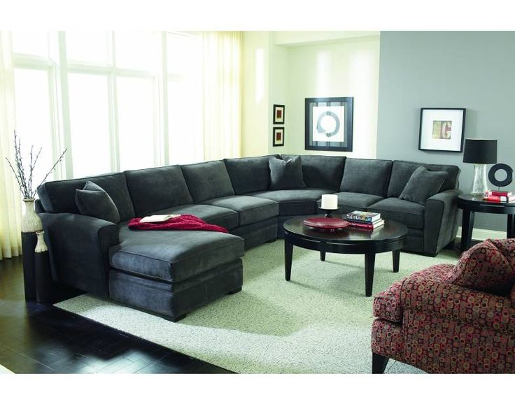 Best Large Sectional Sofas Images On Pinterest - Austin sectional sofa