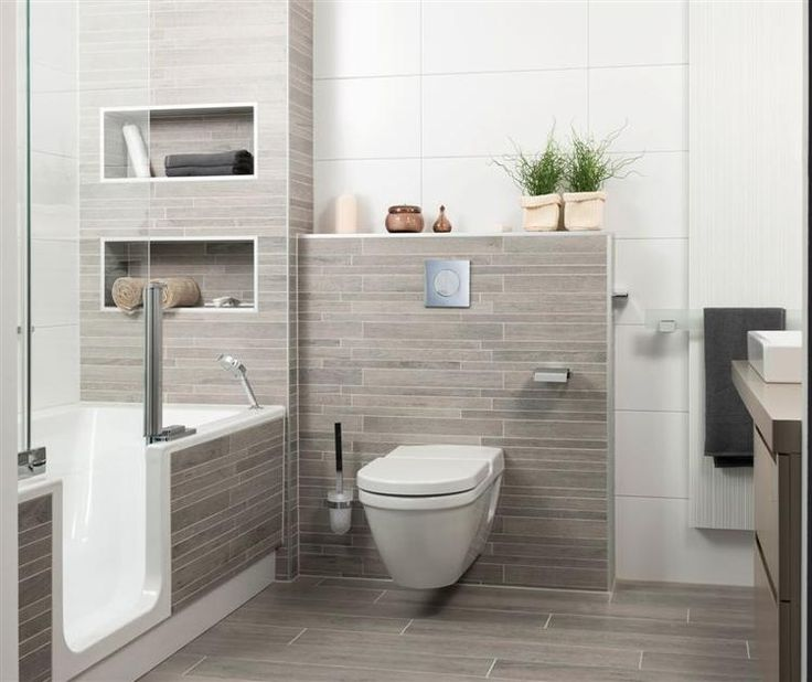 17 beste idee n over kleine badkamer kleuren op pinterest badkameridee n grijze - Badkamer kleur ...
