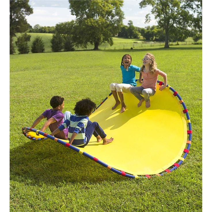 Wonder Wave | Children's Outdoor Play Toys | HearthSong