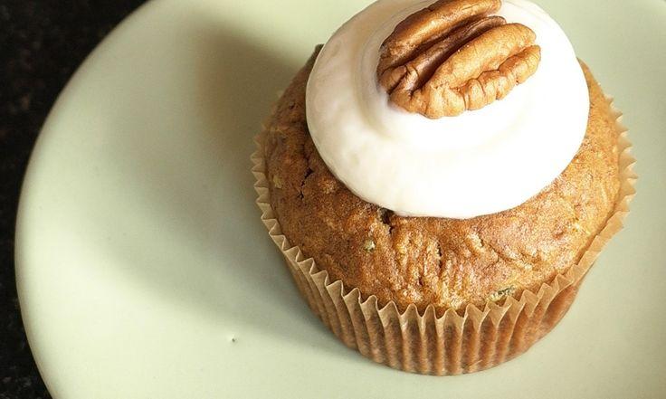 Mrkvovo-cuketové muffiny | KITCHENETTE