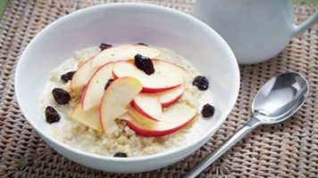 Hot Breakfast Cereal  Recipe - LifeStyle FOOD
