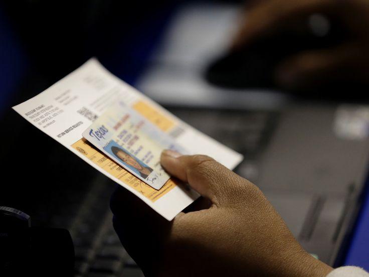 Texas discriminates in voter ID law
