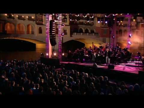 ▶ ANDREA BOCELLI (HQ) SEPTEMBER MORN + CAN'T HELP FALLING IN LOVE - YouTube