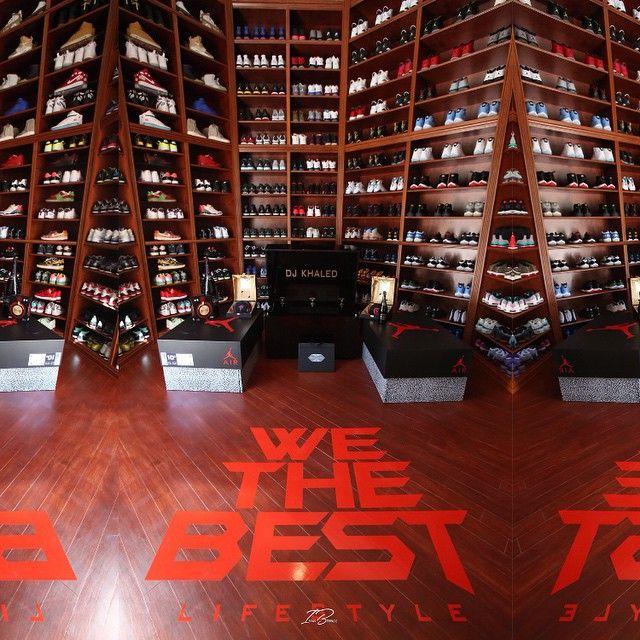 The 15 Best Celebrity Sneaker Closets