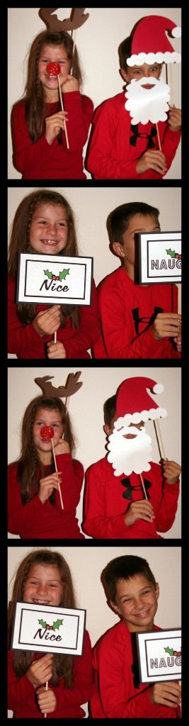 photo booth props to make?