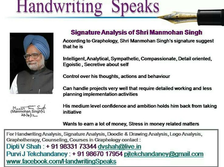 graphologist handwriting and signature analysis online