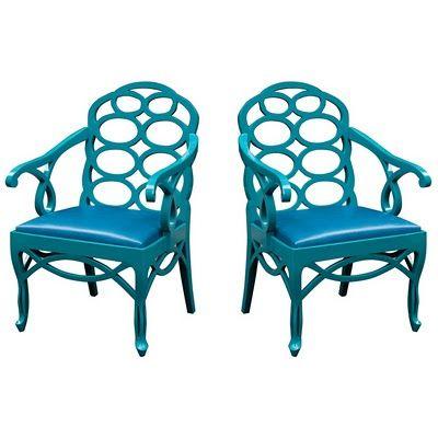 Frances Elkins Loop Chairs By Style Redux, Via Flickr