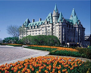 Chateau Laurier, Ottawa.  Awesome!