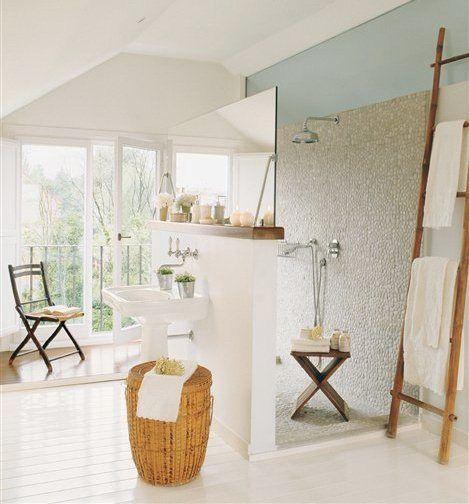 bathroom, badkamer, inspiration, inspiratie, design, ontwerp, landelijk