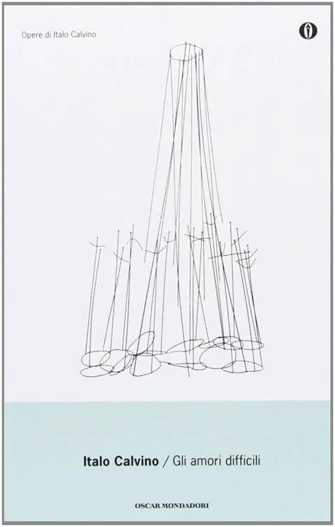 Gli Amori Difficili- Italo Calvino