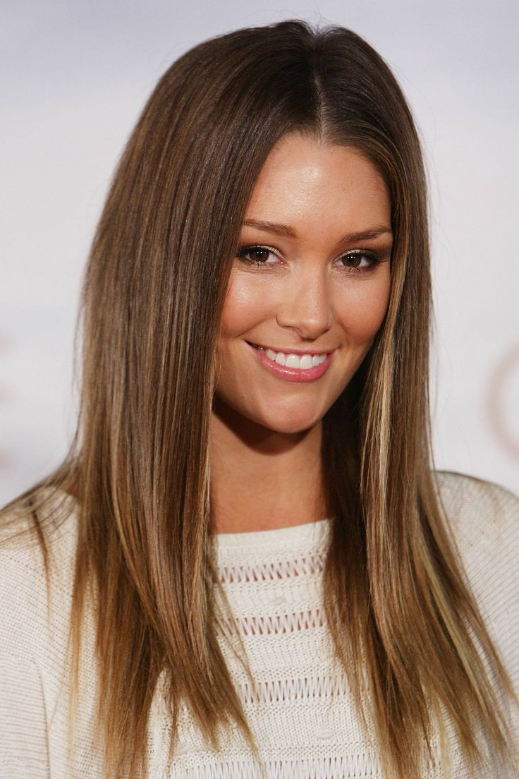 Ombre Highlights On Brown Hair | 35 Glamorous Dark Brown Hair With Highlights | CreativeFan