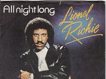 Lionel Richie quote: Let the music play on would be my legacy.