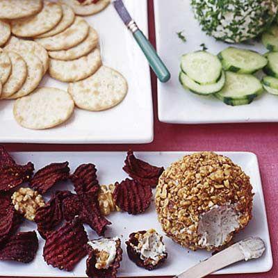 Make Ahead Party Recipes - Martha Stewart Cocktail Party Food Ideas - Delish.com