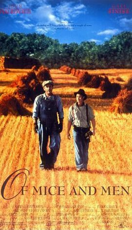 Treat yourself to the amazing 1992 DVD Of Mice and Men. Stunning performances from director, Gary Sinise and John Malkovich in the lead roles of George and Lennie. A masterpiece. Click here : http://www.squidoo.com/of-mice-and-men-movie