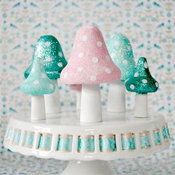 five sparkly glitter projects