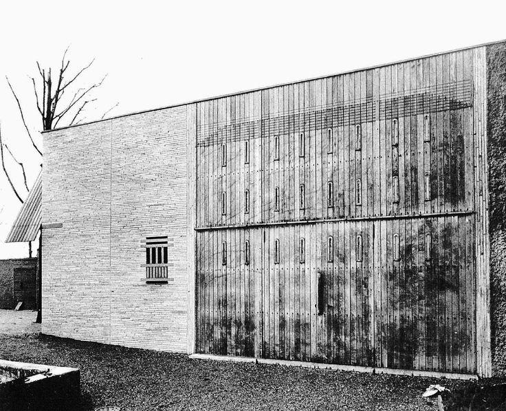Lewerentz Malmo Crematorium