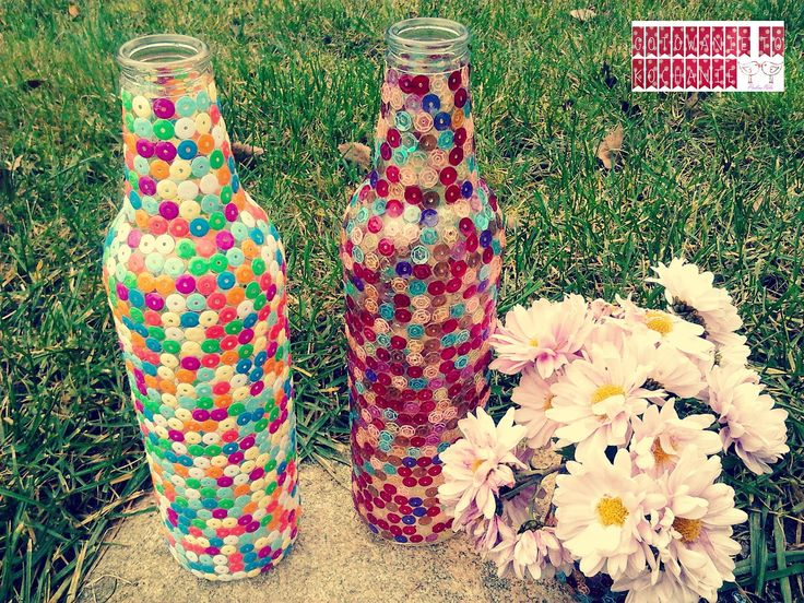 DIY wine bottles- refresh your interior design! Play with kids! Be creative! Check on www.gotowanietokochanie.blogspot.com