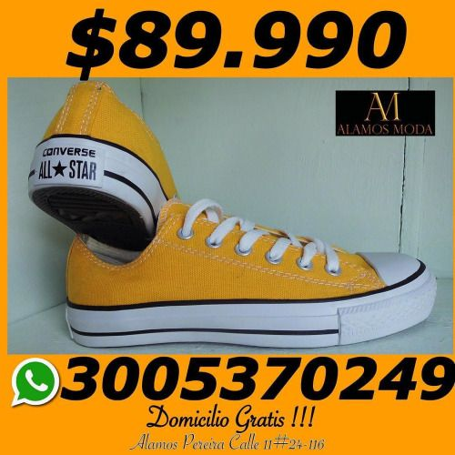 Converse originales envió a todo el país Whatsapp=3005370249 ...