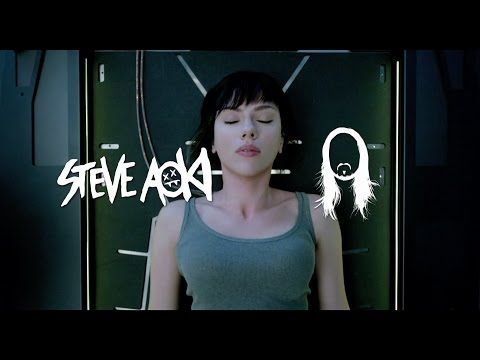 Ghost In The Shell 2017- Steve Aoki Remix Trailer 1:01 Paramount Pictures Official / ゴースト・イン・ザ・シェル 2017 スティーヴ・アオキ リミックス予告編 - YouTube