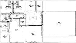Pole Barn Home Floor Plans | | Post Frame House | Pole Barn House | Metal Pole Barn House ...