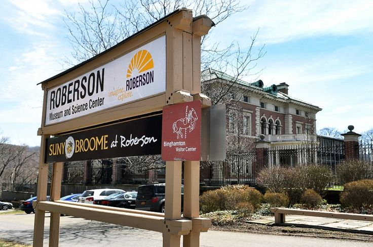 Roberson Museum and Science Center: Hours, planetarium, event rentals and more…
