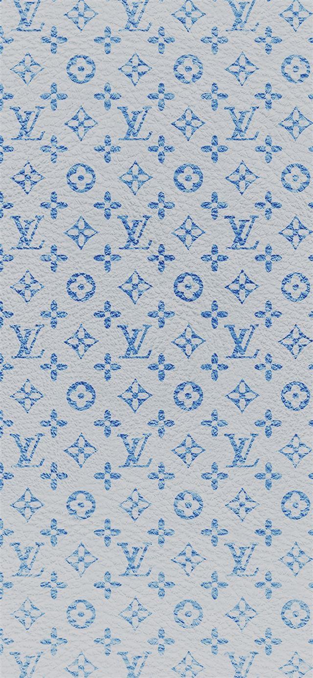 Louis Vuitton blue pattern art iPhone X Wallpaper Download | iPhone Wallpapers, … – Rachel Smith