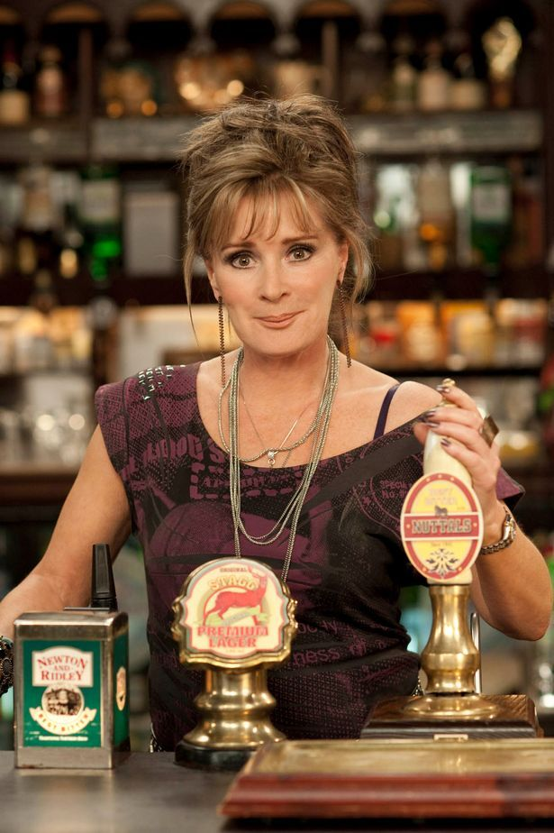 Liz McDonald is a fictional character from the long running British ITV soap opera Coronation Street, played by female actress Beverley Callard. ABOUT LIZ McDONALD: Sons: Steve McDonald Daughter in law: Michelle McDonald