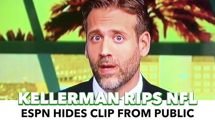 Max Kellerman Obliterates Racist NFL Owners. ESPN Hides The Clip