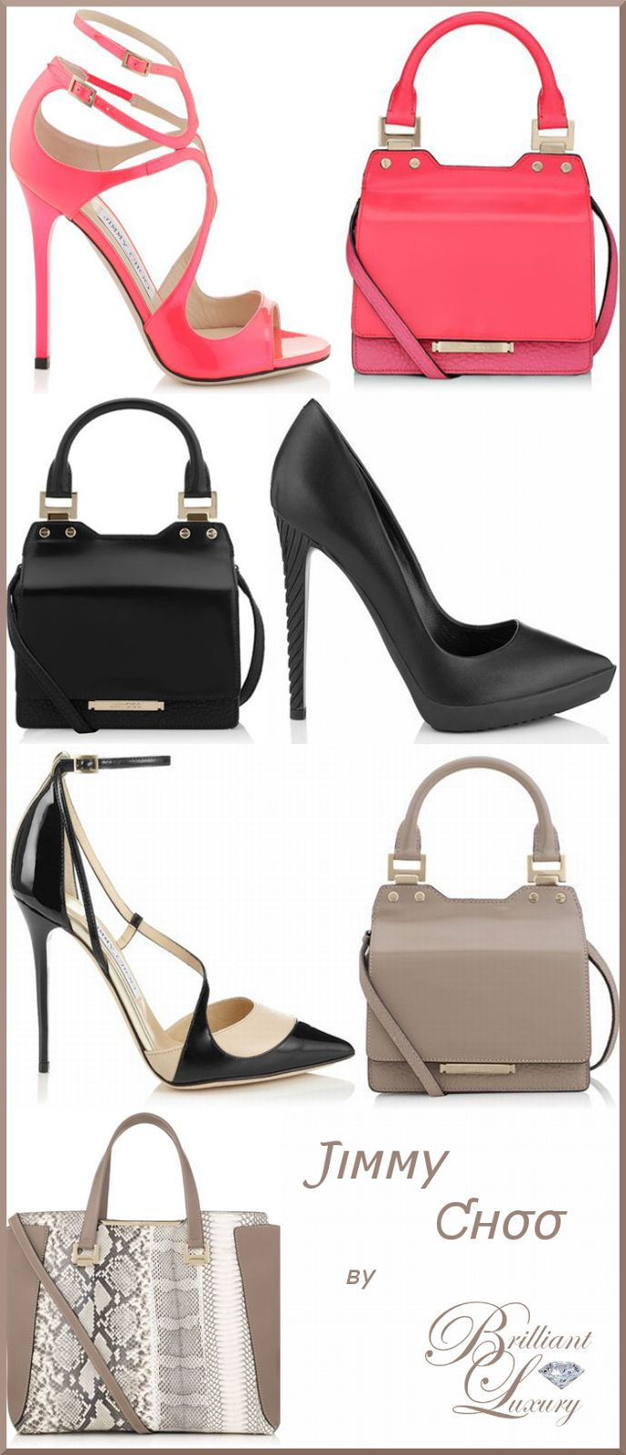 Brilliant Luxury ♦JIMMY CHOO Cruise Collection 2015 (post 12)