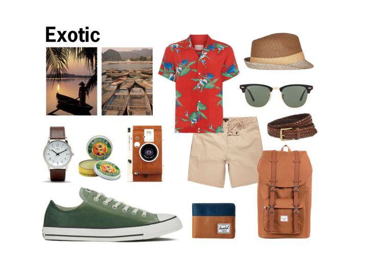 Exotic Outfit Zapatillas Converse Hombre