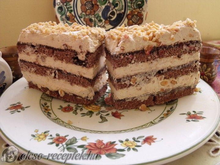 Toffifie sütemény | Receptneked.hu (olcso-receptek.hu)