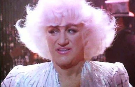 """Robin Williams' nickname for Gene Hackman in drag: """"Betty White on steroids."""" 
