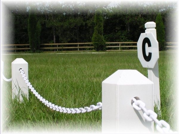 Arenas   Dressage   Dressage Rings   Dressage Letters at EquiCross.us
