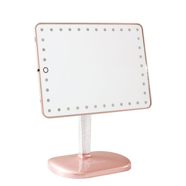 Best 25 Led Makeup Mirror Ideas On Pinterest Lighted