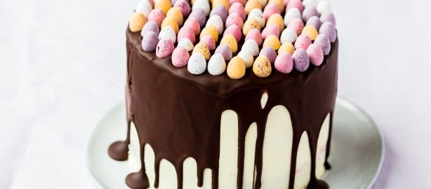 Thermomix Easter cake