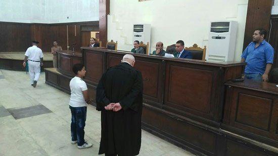 Egitto : un bambino di 10 anni davanti la Corte penale con il capo dei fratelli musulmani