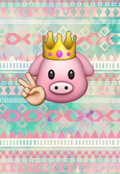 You can call me queen pig