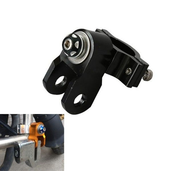 18-37mm Disc Brake Pump Adapter Bracket Universal Motorcycle Scooter Calipers