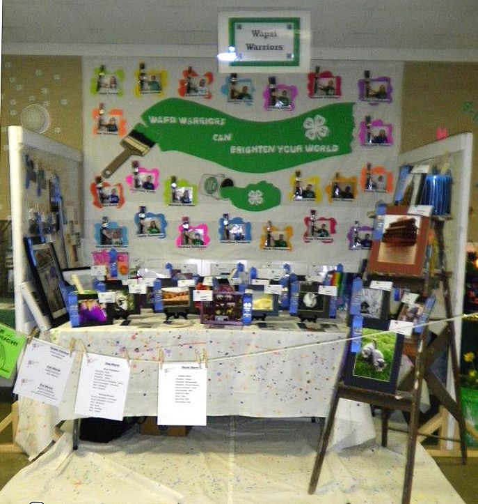 86 best 4 h posters images on pinterest for Project display ideas