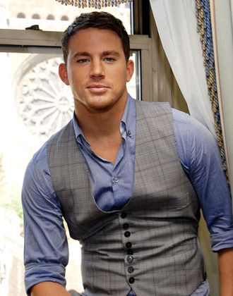 Oh my god, this sexy man Channing Tatum delicious man