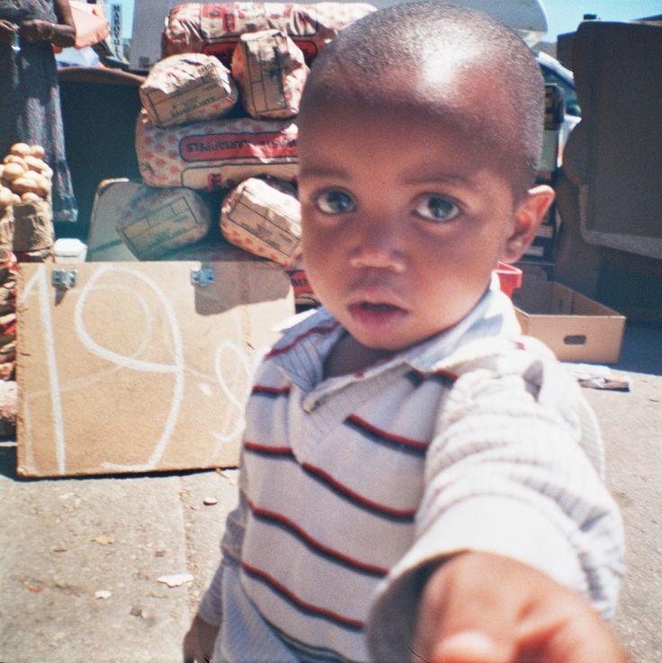 Lomography - Diana Mini - Cute kid