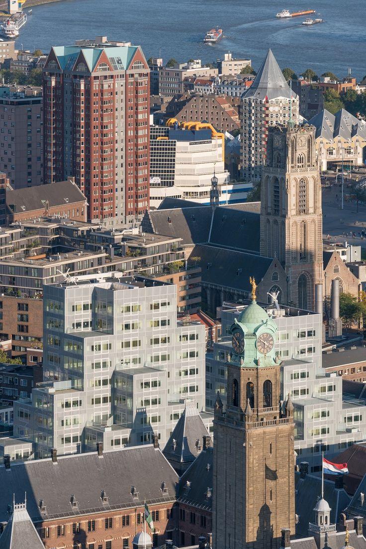 Het Timmerhuis: meer dan een wolk van pixels - PhotoID #365230 - architectenweb.nl