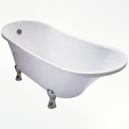 69 best images about soaker tub on pinterest soaking for Claw foot soaker tub
